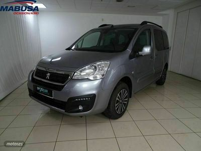 usado Peugeot Partner N ELECTRIC ACTIVE 5P