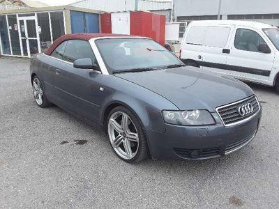 usado Audi Cabriolet 2.5TDI