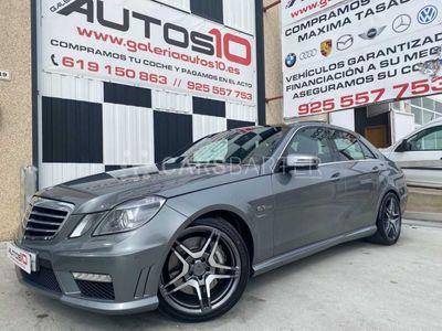 usado Mercedes E63 AMG E 63 AMGAuto 5p