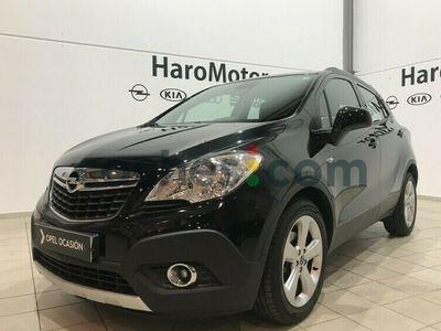 usado Opel Mokka 1.4t S&s Selective 4x2 140 cv en Rioja, La