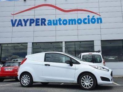 usado Ford Fiesta Van
