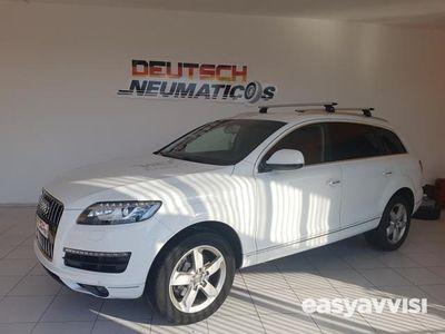 usado Audi Q7 3.0 v6 tdi 204 cv quattro tip. diesel