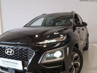 usado Hyundai Kona HEV 1.6 GDI DT Tecno Lime