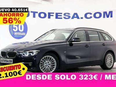 usado BMW 320 Serie 3 F31 Touring i 184 5p Auto #CUERO,NAVI