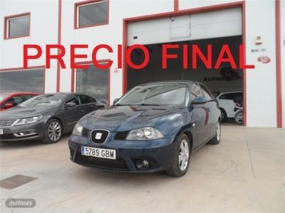 usado Seat Ibiza 1.9 TDI 100CV SPORT
