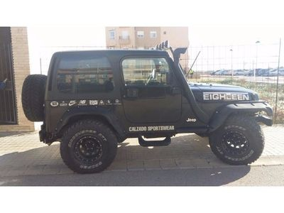 gebraucht Jeep Wrangler 2.5 Hard Top
