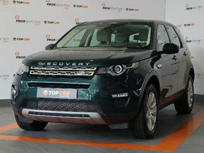 usado Land Rover Discovery Sport 2.2 TD4 150PS AUTO 4WD HSE 7 SEATS 5P 7 PLAZAS