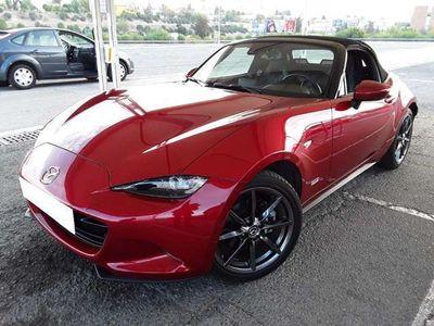 usado Mazda MX5 2.0 118kW (160CV) Luxury
