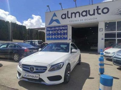 usado Mercedes C220 ClaseBlueTEC Premium