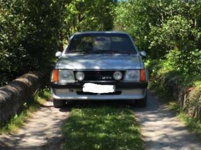 usado Opel Kadett 1.8i GSI