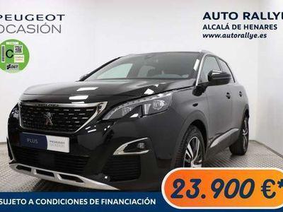 usado Peugeot 3008 SUV 1.6 S&S PureTech GT Line EAT8 180