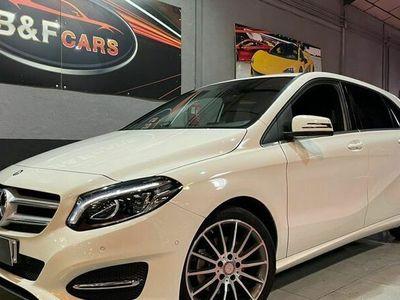 usado Mercedes B200 d 7G-DCT
