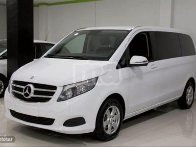 usado Mercedes V220 ClaseCDI Clase V Compacto