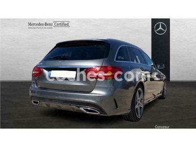 usado Mercedes 220 Clase C C Estate9g-tronic 194 cv en Sevilla