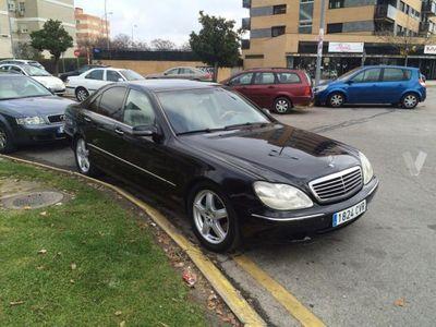 usado Mercedes S320 Clase SCDI -01