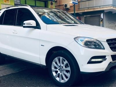 second-hand Mercedes ML350 Clase MBlueTEC 4MATIC Edition 1