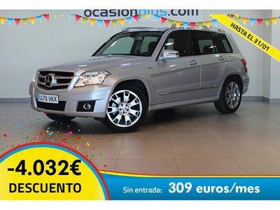 usado Mercedes GLK220 CDI Blue Efficiency 125 kW (170 CV)