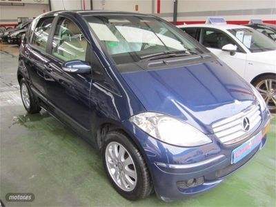 second-hand Mercedes A150 Elegance