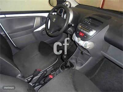 usado Peugeot 107 URBAN 1.4 HDI 54CV.
