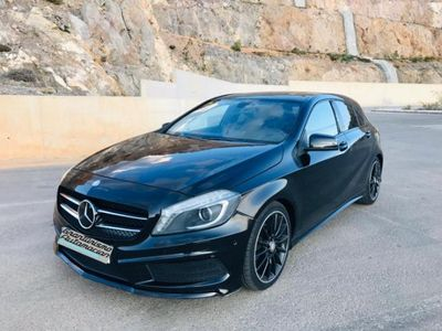 usado Mercedes A200 CDI BE AMG Line 7G-DCT