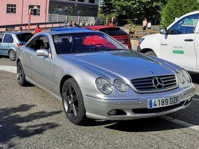 usado Mercedes CL500