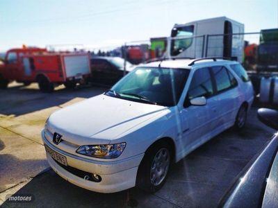 usado Peugeot 306 Break Boulevard 2.0 HDI