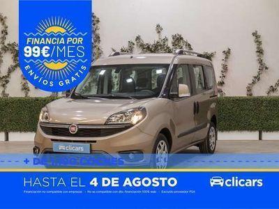 usado Fiat Doblò DobloPanorama Easy 1.6 Multijet 70kW (95CV) SWB