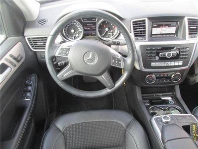 usado Mercedes ML250 Clase MBluetec 4matic 5p. -14
