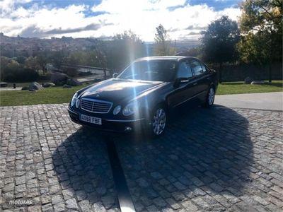 gebraucht Mercedes E500 Clase EAVANTGARDE AUTO
