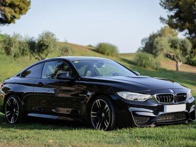 usado BMW M4 Garantía Oficial, pack M drive, coche a cambio.