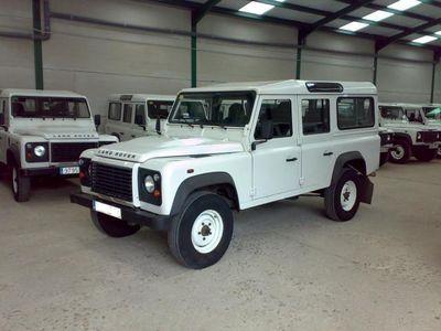 usado Land Rover Defender en venta