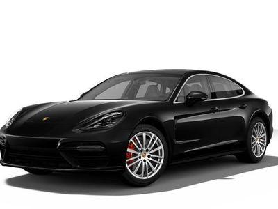 usado Porsche Panamera Turbo