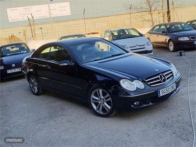 gebraucht Mercedes CLK320 Clase CLKCDI Avantgarde