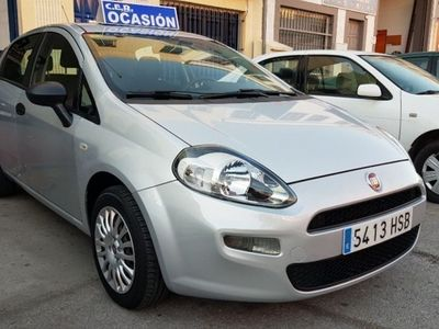 usado Fiat Punto 1.4 8v Easy 77 CV Gasolina SS