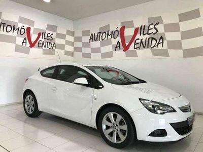 usado Opel Astra GTC Selective 1.4 Turbo 140 CV Start&Stop