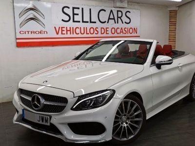 usado Mercedes 300 Clase C C Cabrio-