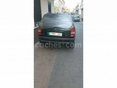usado Opel Zafira 2.0dti 16v Comfort 100 cv en Murcia