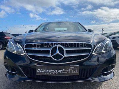 usado Mercedes E220 220 BT Avantgarde Aut. 4p