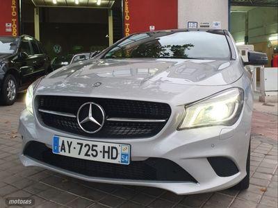 usado Mercedes CLA220 Clase CLACDI 4M Aut. Urban