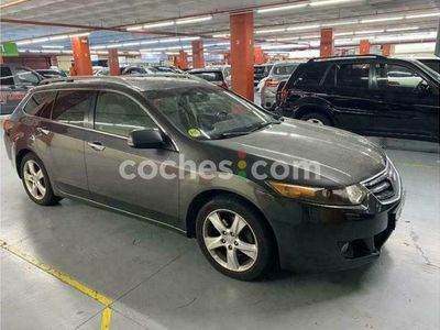 usado Honda Accord TOURER 2.2 iDTEC Luxury AT