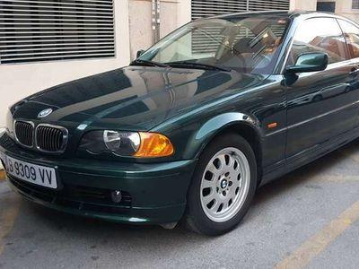usado BMW 320 Serie 3 E46 Coupé