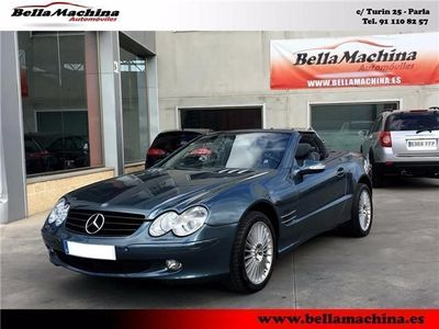 usado Mercedes 500 Clase SL CLASELOOK AMG