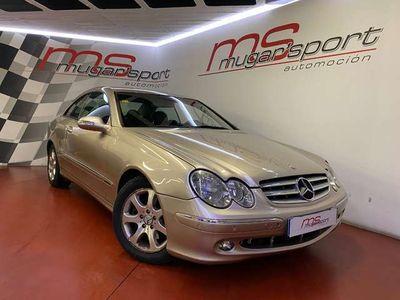usado Mercedes CLK270 CDI AUTO. ELEGANCE - OFERTA 3.900€