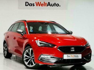 usado Seat Leon ST 1.5 eTSI S&S FR DSG 110 kW (150 CV)