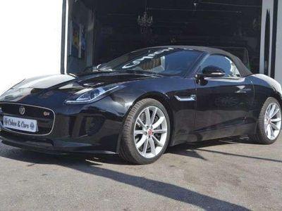 usado Jaguar F-Type Convertible 3.0 V6 S Aut. 380
