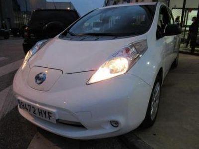 usado Nissan Leaf Eléctrico UN SOLO PROPIETARIO, CERTIFICADO DE KM Y …