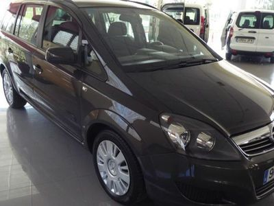 gebraucht Opel Zafira 1.7CDTi Family 125