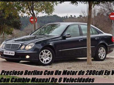 usado Mercedes E280 CDI