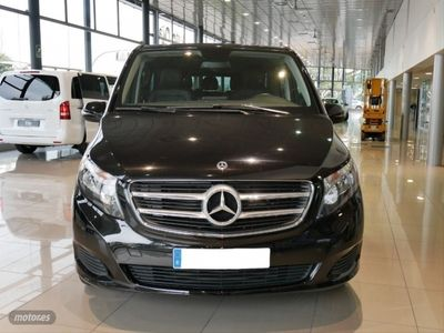 usado Mercedes V220 Clased Avantgarde Largo