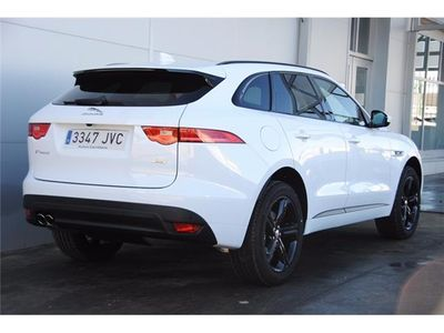 usado Jaguar F-Pace 2.0 i4D R-Sport Aut. AWD 180CV